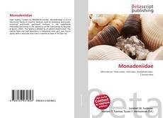 Bookcover of Monadeniidae