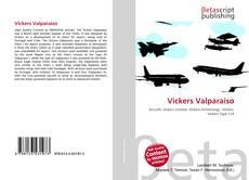 Portada del libro de Vickers Valparaiso
