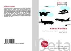 Portada del libro de Vickers Valentia