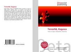 Tonoshō, Kagawa kitap kapağı