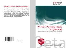 Bookcover of Workers' Playtime (Radio Programme)