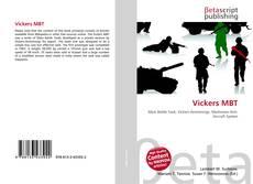 Vickers MBT kitap kapağı