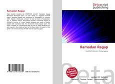 Bookcover of Ramadan Ragap