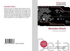 Bookcover of Ramadan Shlash