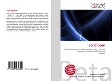 Bookcover of Sol Bloom