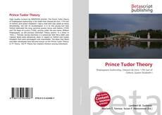 Bookcover of Prince Tudor Theory