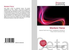 Bookcover of Workers' Force