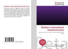 Buchcover von Workers' International Industrial Union
