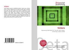 Vickers kitap kapağı