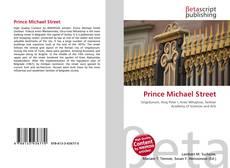 Portada del libro de Prince Michael Street