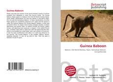 Обложка Guinea Baboon
