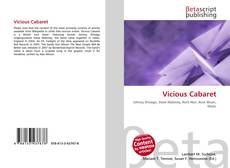 Bookcover of Vicious Cabaret