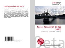 Copertina di Pasco–Kennewick Bridge (1922)