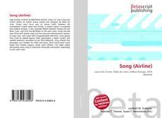 Portada del libro de Song (Airline)