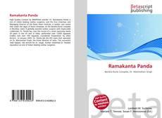 Bookcover of Ramakanta Panda
