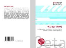 Portada del libro de Warden (VIVA)
