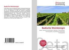 Обложка Badische Weinkönigin