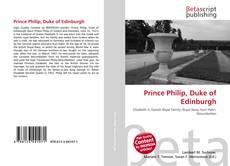 Обложка Prince Philip, Duke of Edinburgh