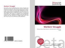 Bookcover of Workers' Struggle
