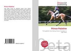 Bookcover of Prince Palatine