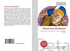 Prince Paul (Producer)的封面