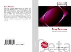 Capa do livro de Tony Anselmo