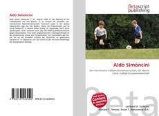 Aldo Simoncini的封面