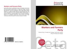 Buchcover von Workers and Farmers Party
