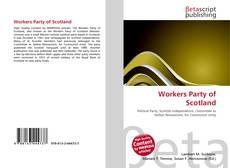 Buchcover von Workers Party of Scotland