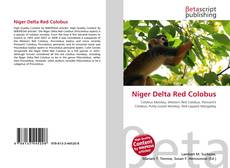 Niger Delta Red Colobus的封面