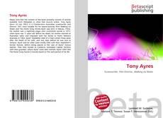 Capa do livro de Tony Ayres