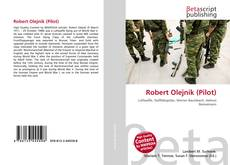 Bookcover of Robert Olejnik (Pilot)