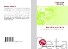 Обложка Ramallo Massacre