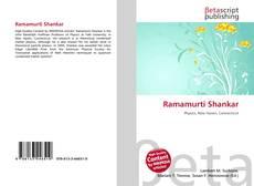 Bookcover of Ramamurti Shankar
