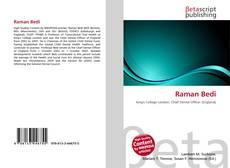 Buchcover von Raman Bedi