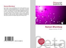 Raman Bhardwaj kitap kapağı