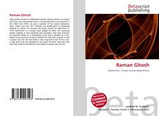 Bookcover of Raman Ghosh