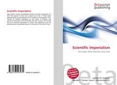 Scientific Imperialism kitap kapağı