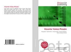 Обложка Vicente Yáñez Pinzón