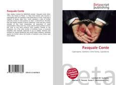Buchcover von Pasquale Conte