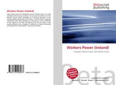 Bookcover of Workers Power (Ireland)