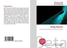 Song Jiaoren kitap kapağı