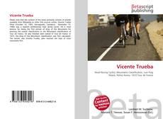 Bookcover of Vicente Trueba