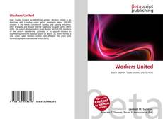 Bookcover of Workers United