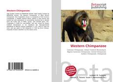Bookcover of Western Chimpanzee