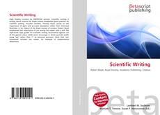 Buchcover von Scientific Writing