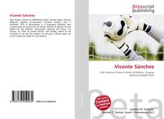 Bookcover of Vicente Sánchez