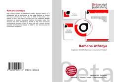 Bookcover of Ramana Athreya