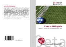 Bookcover of Vicente Rodríguez