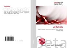 Buchcover von Aldulescu